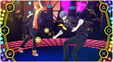 Persona 4: Dancing All Night Art & Characters Gallery