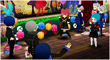 Persona Q: Shadow of the Labyrinth Art & Characters Pictures
