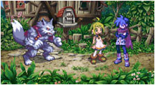 Phantom Brave Art, Pictures, & Characters