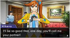 Phoenix Wright: Ace Attorney - Dual Destinies Art & Characters Gallery