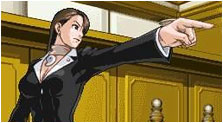 Phoenix Wright: Ace Attorney Trials and Tribulations Art & Characters Pictures
