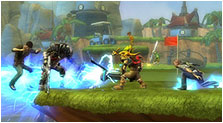 PlayStation All-Stars Battle Royale Art & Characters Pictures
