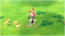 Pokémon: Let's Go, Pikachu! and Let's Go, Eevee! Art & Characters Gallery