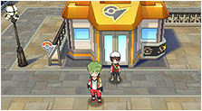 Pokémon Omega Ruby and Alpha Sapphire Art & Characters Gallery