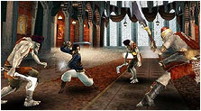Prince of Persia: The Sands of Time Art & Characters Pictures