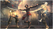 Prince of Persia: Warrior Within Art, Pictures, & Characters