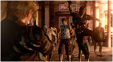 Resident Evil 6 Art & Characters Gallery