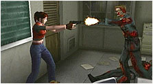 Resident Evil: Code Veronica Art & Characters Gallery