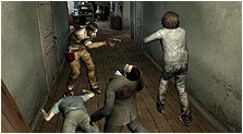 Resident Evil Outbreak Art & Characters Gallery