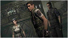 Resident Evil (Remake) Art & Characters Pictures