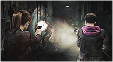 Resident Evil: Revelations 2 Art, Pictures, & Characters