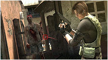 Resident Evil: The Darkside Chronicles Art & Characters Gallery