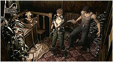 Resident Evil Zero Art & Characters Pictures