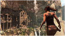 Rise of the Tomb Raider Art & Characters Gallery