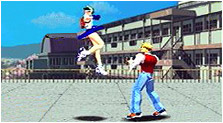 Rival Schools: United By Fate Art & Characters Gallery