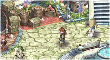 Rune Factory 2: A Fantasy Harvest Moon Art & Characters Gallery