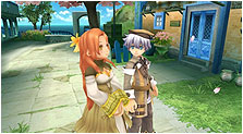 Rune Factory: Tides of Destiny Art & Characters Gallery