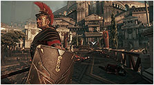 Ryse: Son of Rome Art, Pictures, & Characters