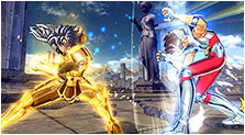 Saint Seiya: Brave Soldiers Art, Pictures, & Characters
