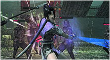 Samurai Warriors Art & Characters Gallery