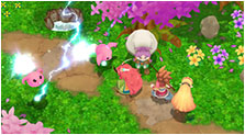 Secret of Mana (Remake) Art & Characters Gallery
