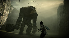 Shadow of the Colossus (2018) Art & Characters Gallery