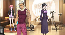 Shin Megami Tensei Liberation Dx2 Art & Characters Gallery