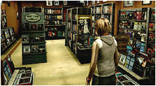 Silent Hill 3 Art, Pictures, & Characters