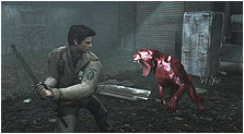 Silent Hill Homecoming Art & Characters Gallery