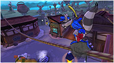Sly 3: Honor Among Thieves Art & Characters Gallery