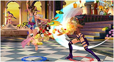 SNK Heroines: Tag Team Frenzy Art & Characters Gallery