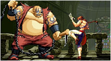 SNK vs. Capcom: SVC Chaos Art & Characters Gallery