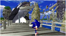 Sonic Adventure Art, Pictures, & Characters