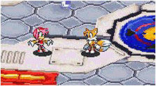 Sonic Battle Art & Characters Gallery