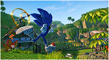 Sonic Boom Art & Characters Gallery