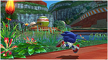 Sonic Colors Art & Characters Gallery