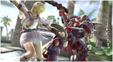Soulcalibur IV Art & Characters Gallery