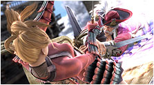 Soulcalibur V Art & Characters Gallery