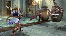 Soulcalibur Legends Art & Characters Gallery