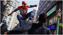 Spider-Man (2018) Art & Characters Gallery