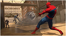 Spider-Man: Shattered Dimensions Art & Characters Gallery