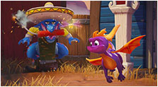 Spyro Reignited Trilogy Art & Characters Gallery