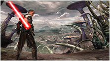 Star Wars: The Force Unleashed Art & Characters Pictures