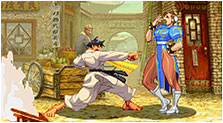 Street Fighter III: 3rd Strike Art & Characters Gallery