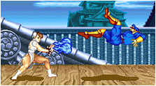 Street Fighter (series) Art & Characters Gallery