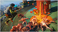 Sunset Overdrive Art & Characters Gallery