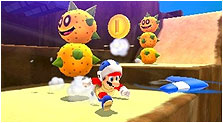 Super Mario 3D Land Art & Characters Gallery