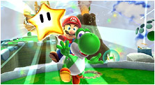 Super Mario Galaxy 2 Art & Characters Pictures