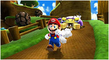 Super Mario Galaxy Art & Characters Gallery