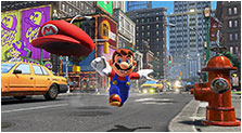 Super Mario Odyssey Art & Characters Pictures